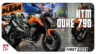 4. 2019 KTM Duke 790 | First Ride