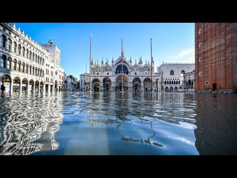 Venedig: Schlimmstes Hochwasser seit mehr als 50 Jahr ...