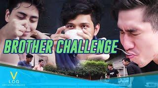 Video BROTHER CHALLENGE - VEREELL ADITYA VS ATHALLA MICHAEL MP3, 3GP, MP4, WEBM, AVI, FLV September 2018