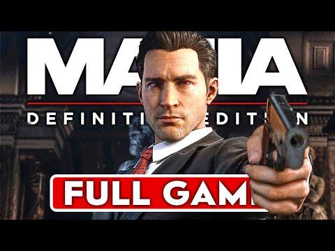 MAFIA DEFINITIVE EDITION Gameplay Walkthrough Part 1 FULL GAME - No Commentary (Mafia 1 Remake)
