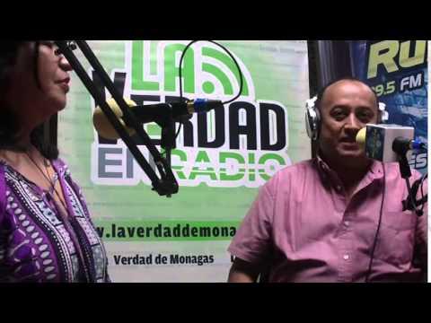 Entrevista a Wilfredo Febres en La Verdad en Radio