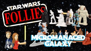 Video Star Wars Follies XII: Micromanaged Galaxy Vintage Toy Review Kenner 1982 MP3, 3GP, MP4, WEBM, AVI, FLV Juli 2018