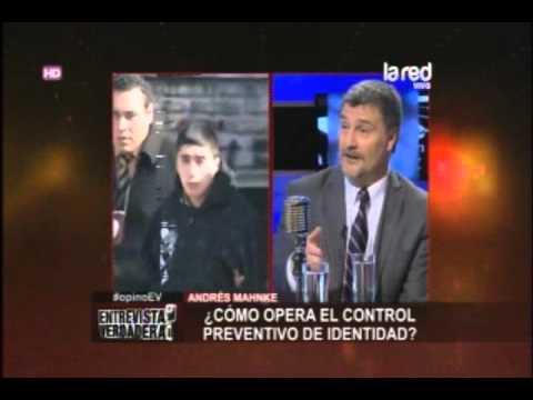Entrevista Andrés Mahnke, mentiras verdaderas parte 2