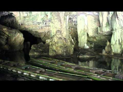 ถ้ำลอด แม่ฮ่องสอน Lord Cave@Mae Hong Son (видео)