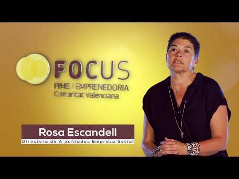 """Rosa Escandell: """"Una empresa puede ser rentable y socialmente responsable""""[;;;]Rosa Escandell: """"Una empresa pot ser rentable i socialment responsable""""[;;;]"""