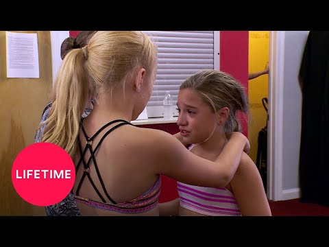 Dance Moms: Melissa Feels Betrayed (Season 6 Flashback) | Lifetime