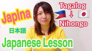 Video Japanese girl teaching Japanese lesson. Filipino to Nihongo. Vol.1 MP3, 3GP, MP4, WEBM, AVI, FLV September 2019