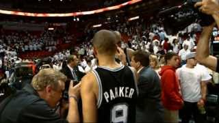 2013 NBA Finals: Game 1 Micro-Movie