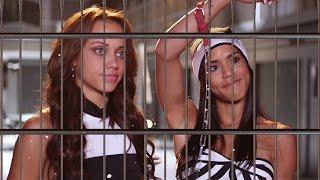 Catherine y Francisca vivieron una locura en la cárcel del terror