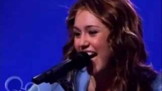 I Miss You - Best of Both Worlds Concert - Miley Cyrus (2D)