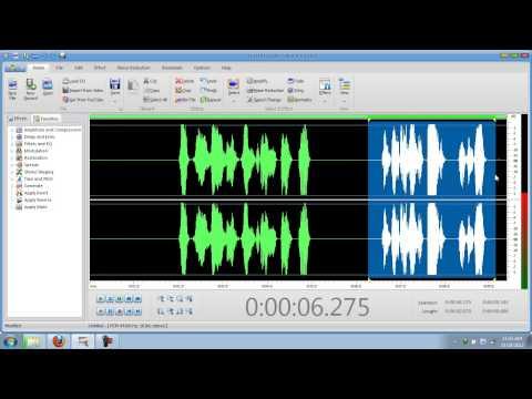 Hướng dẫn dùng phần mềm ghi âm  Total Recorder Editor Pro v12.0 - Espeed