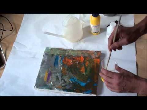 Tipps für Anfänger der Acrylmalerei (14): Fünf neue Tricks