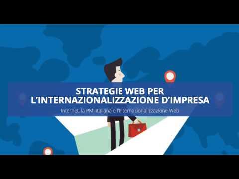 Strategie Web per l'Internazionalizzazione d'Impresa
