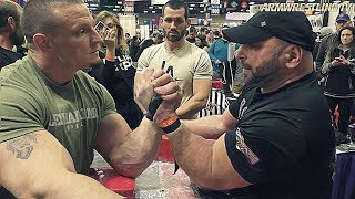 Video ARM WRESTLING  AT ARNOLDS CLASSIC 2018 MP3, 3GP, MP4, WEBM, AVI, FLV Januari 2019