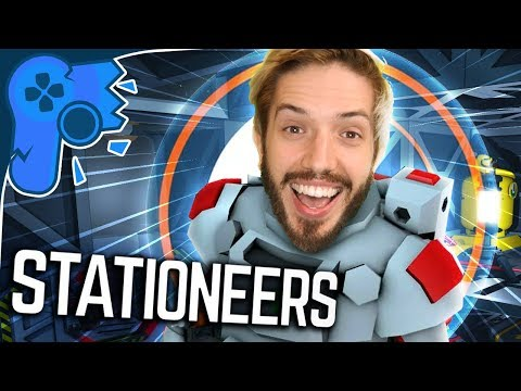 Stationeers | Havin' A Bash!
