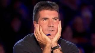 Simon Cowell impressed by Mark Haze