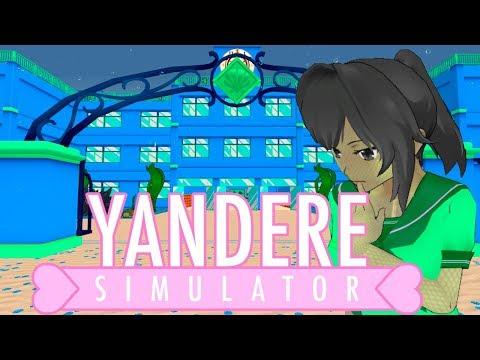 ШКОЛА НА ДНЕ ! : Yandere Simulator