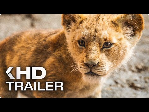 THE LION KING - 3 Minutes Trailers (2019)