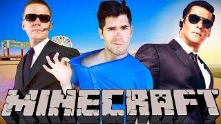 MIS PROPIOS GUARDAESPALDAS!   Minecraft   Parte 11 - JuegaGerman