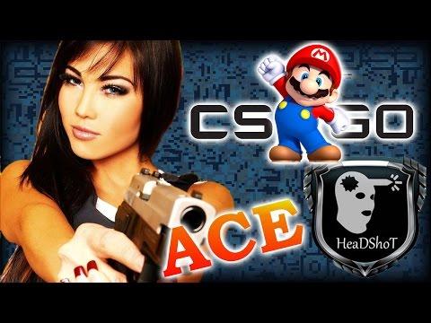 Counter-Strike GO - #146 - Первый в 2017 году ACE HeadShot!