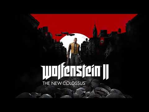 Wolfenstein II The New Colossus - Battle Music Extended - Mick Gordon