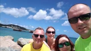 St.Maarten , Anguilla, St.Barts , Curacao  - March 2017.