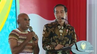 Video Aleks Waisimon, Sang Penjaga Hutan dan Burung Cendrawasih yang Bikin Jokowi Kagum MP3, 3GP, MP4, WEBM, AVI, FLV Maret 2018