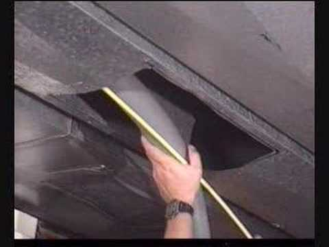 Air-duct cleaning using a truck-mount or portable.