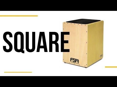 FSA Square | Teste de Som (видео)