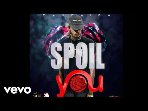 ALKALINE - SPOIL YOU (видео)