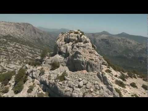 Der Supramonte: Eine ausladende Hochebene aus mesozoischem Kalkstein