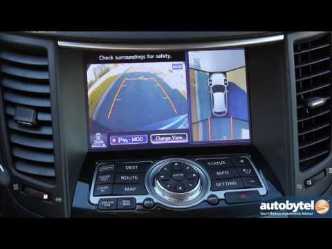 Nissan and Infiniti's Around View Monitor Review — ABTL Auto Extras