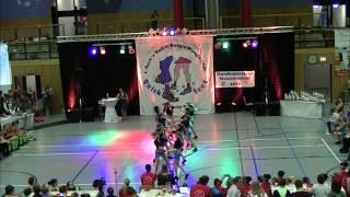 Shock Rockers - Nordbayerische Meisterschaft 2014