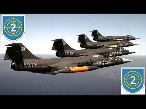 MFG2 / Marinefliegergeschwader 2 (Kaserne & Flugplatz). Starfighter F-104G back to the Future 2019