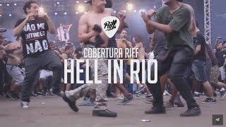 O Canal RIFF esteve presente na primeiríssima edição do Festival Hell in Rio, dia 5 e 6 de novembro de 2016 no Terreirão do Samba, Rio de Janeiro. Guilherme ...