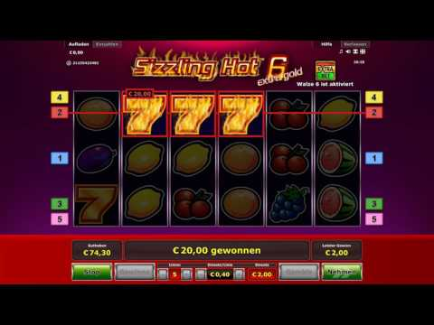 Video Sizzling Hot 6 Online Casino - Nice Run 5€ Einsatz download in MP3, 3GP, MP4, WEBM, AVI, FLV January 2017