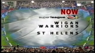 St Helens Australia  city photo : Wigan v St Helens - July 2002
