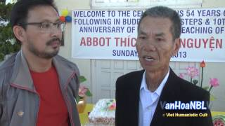 Phỏng Vấn Đồng Hương - Trương Tấn Sang Vuốt Ve Và Lừa Bịp Cộng Đồng Người Mỹ Gốc Việt