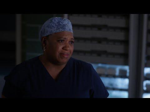 Bailey Breaks Down - Grey's Anatomy