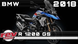 10. 2018 BMW R 1200 GS Review Rendered Price Release Date