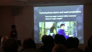 Josh Rapp (Harvard Forest) - 2012 Harvard Forest Ecology Symposium