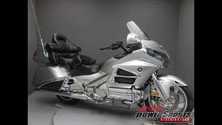 8. 2013  HONDA  GL1800 GOLDWING 1800 W/COMFORT & NAV  - National Powersports Distributors