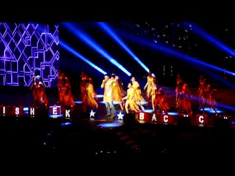SLAM Tour 2014 – New Jersey – Part 2 – Abhishek Bachchan Entry, Instagram Selfie – Full HD