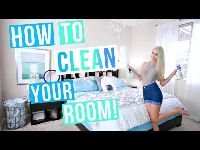 How To Clean Your Room My Fast Easy 4 Step System