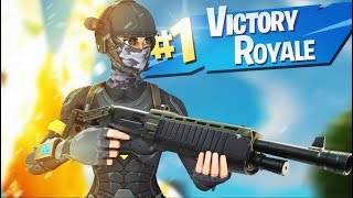 This *NEW* Shotgun is AMAZING! - Fortnite Battle Royale Update