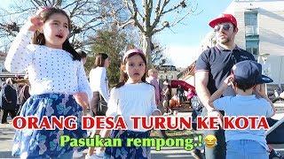Video ORANG DESA TURUN KE KOTA || BULE2 PADA NGANTRI PANJANG DEMI APA.?!? MP3, 3GP, MP4, WEBM, AVI, FLV Juli 2019