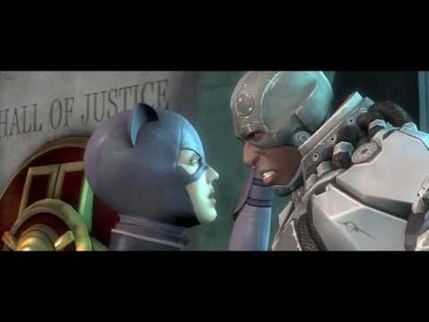 Injustice Launch Trailer