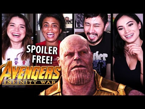 AVENGERS INFINITY WAR | SPOILER-FREE MOVIE REVIEW