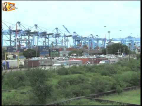 Dock Workers Paralyze Operations At The Mombasa Port