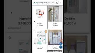 Hướng dẫn TỔNG QUAN trang thương mại điện tử VTOPV.COM